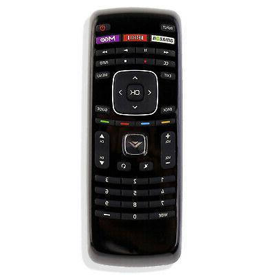 New VIZIO XRT112 LED Smart TV Remote with Amazon Netflix M-G