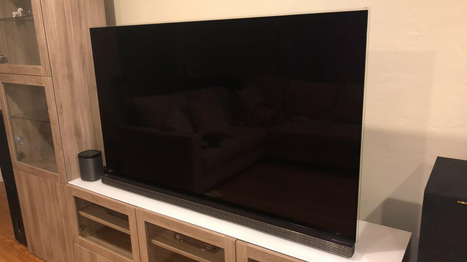 LG 4K HDR 2160p UHD OLED Television