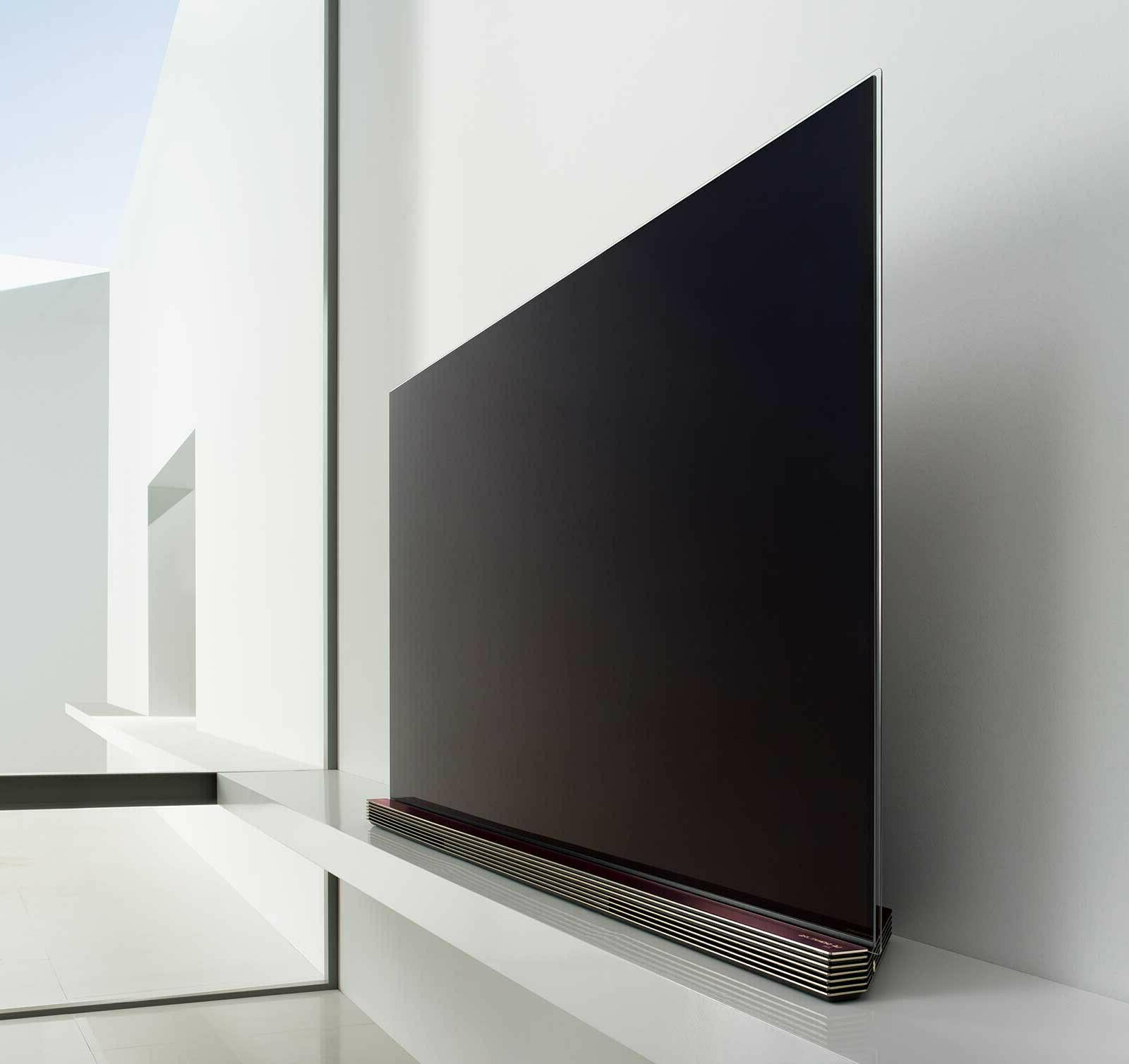 LG OLED65G6P 4K OLED Television