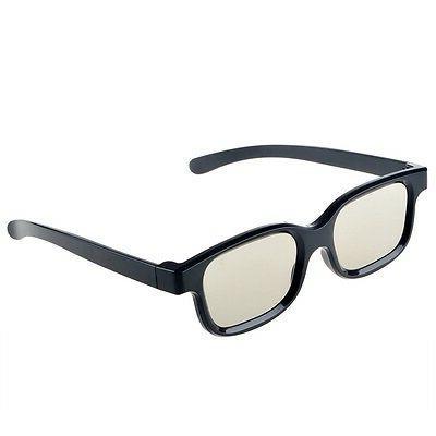 4 Pairs Glasses Polarized Lenses for TV AG-F310