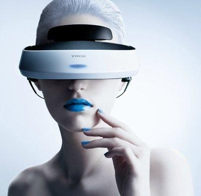 personal 3d viewer glasses player