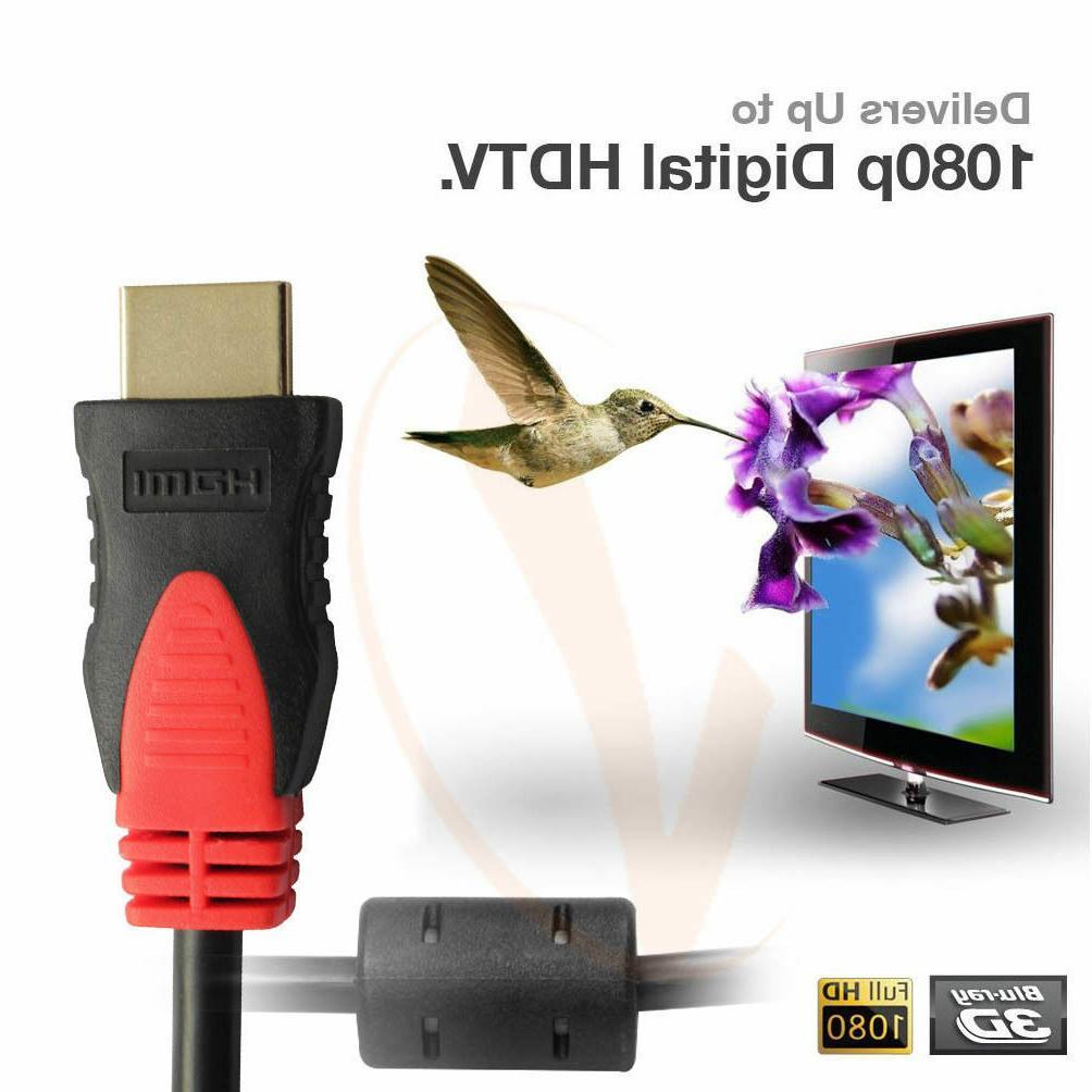 Premium HDMI 1.3 Bluray DVD LCD LED 1080P Us