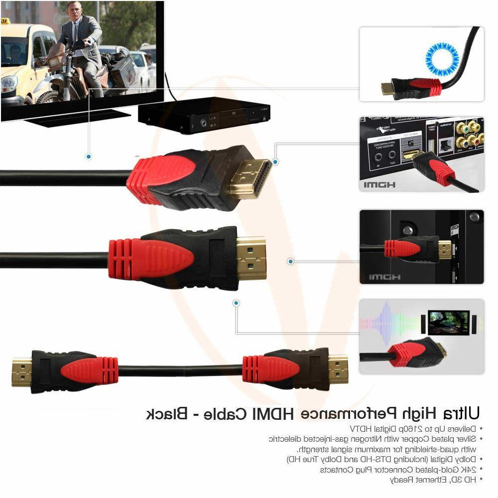 Premium 15ft HDMI 1.3 DVD Us