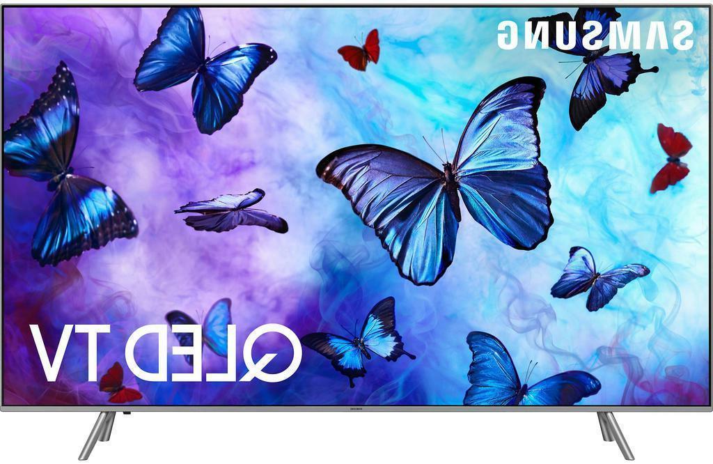 "Samsung QN55Q6FN 2018 55"" Smart Q LED 4K Ultra HD TV with HD"