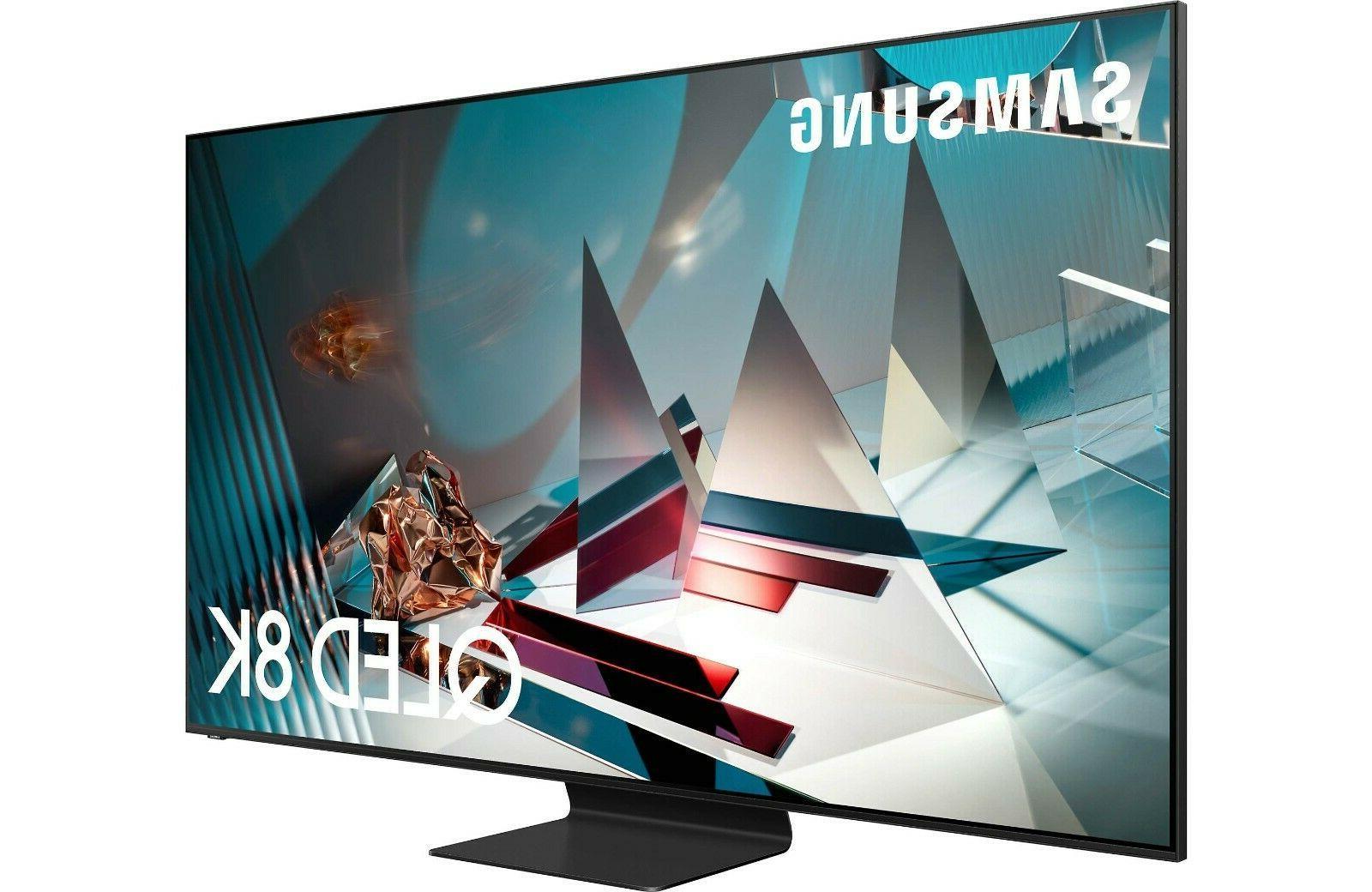 qn65q800tafxza 65 8k qled smart tv titan