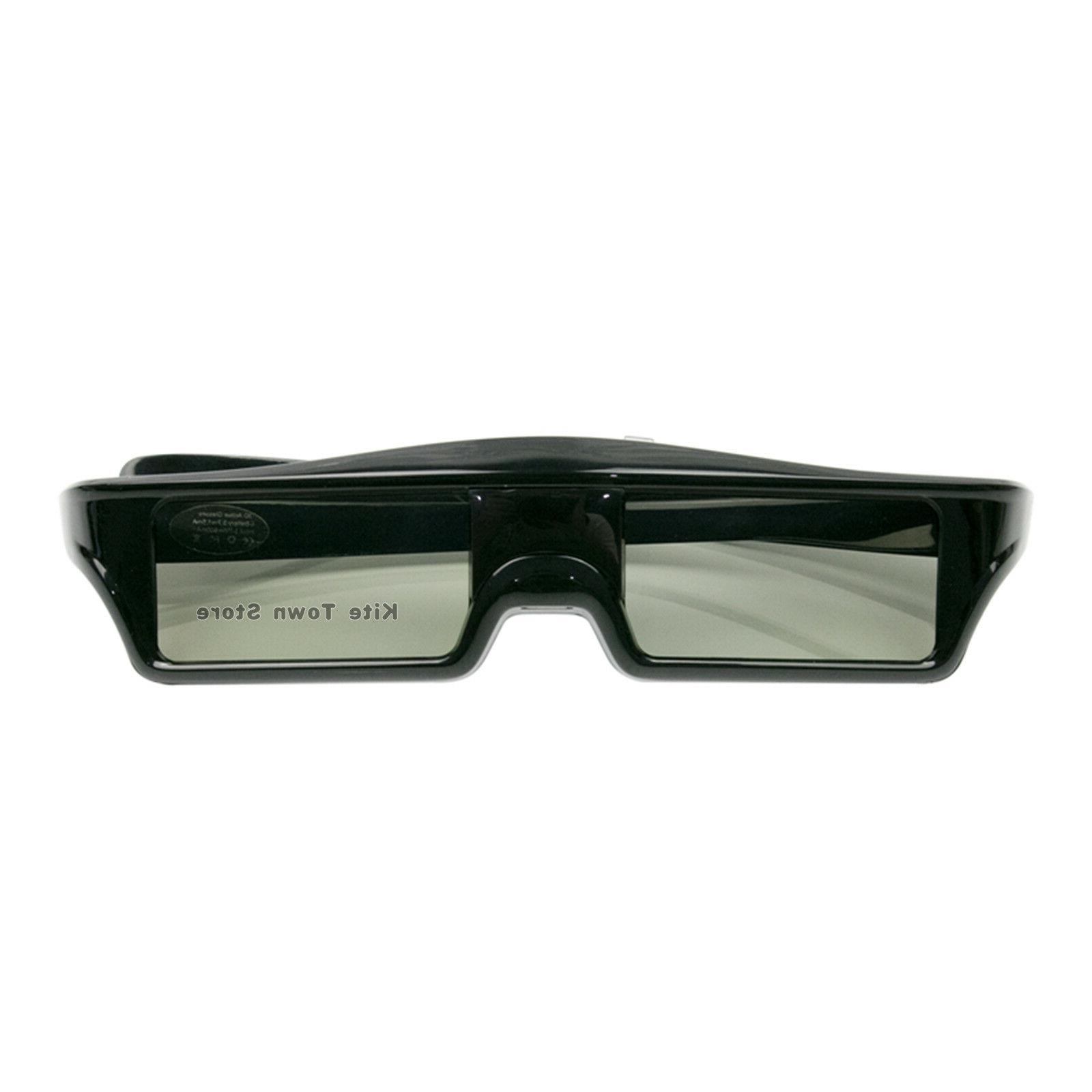 Rechargeable 3D Glasse For SONY TDG-BT500A TDG-BT400A