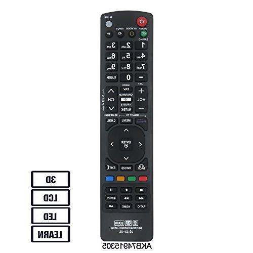 remote control compatible replacement