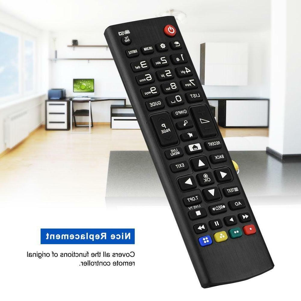 replacement remote control for lg akb73715601 blu