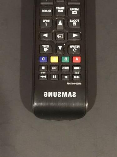 Samsung Remote LCD Smart