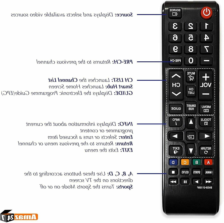 BN59-01199F Samsung LCD 3D Smart