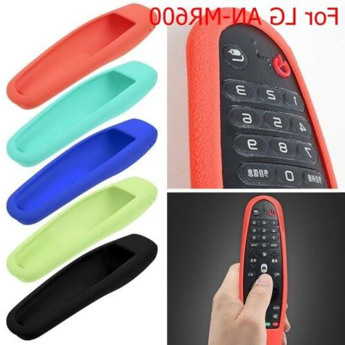 For LG 3D Smart TV AN-MR600 Magic Remote Protector Silicone