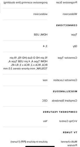 """Samsung UN46D7000 42"""" LCD Internet"""