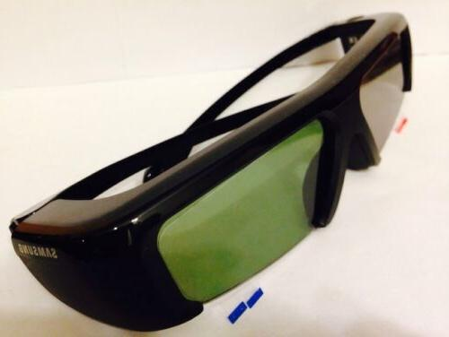 Samsung SSG-2100AB, 3D GLASSES Pouch,Battery,NEW But No Retail