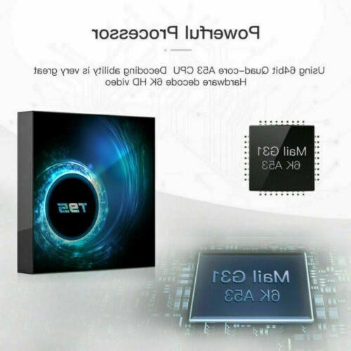 T95 4K CORE 2.4/5G Home Media