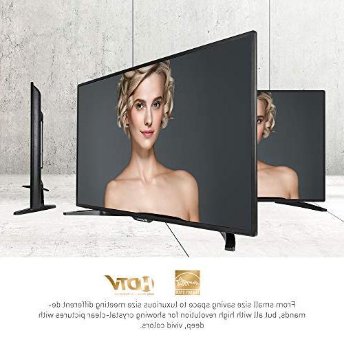 "SANSUI 50"" 4k Flat Screen PCA Input High and Widescreen 4 HDMI"
