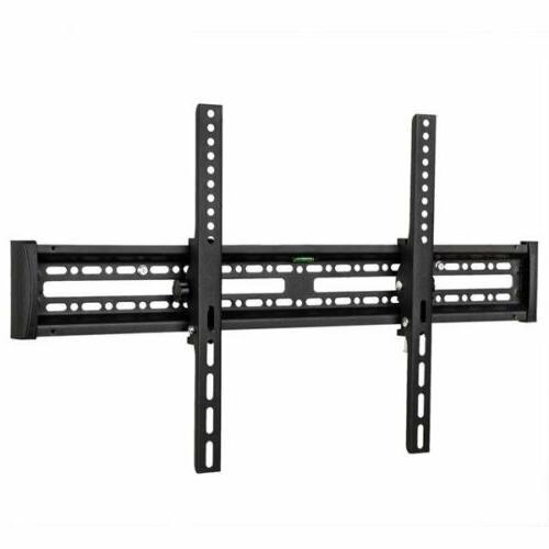 Tilt TV Wall Mount Bracket For 32 37 45 50 55 60 65 70 Inch