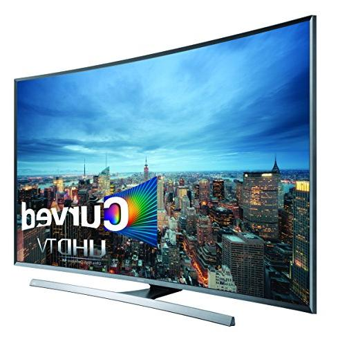 Samsung 4K Curved Smart TV UN78JU7500