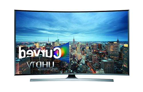 uhd curved smart tv