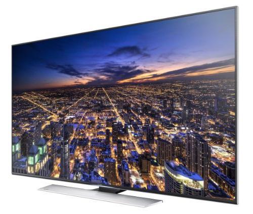 Samsung 65-Inch Ultra HD 3D Smart