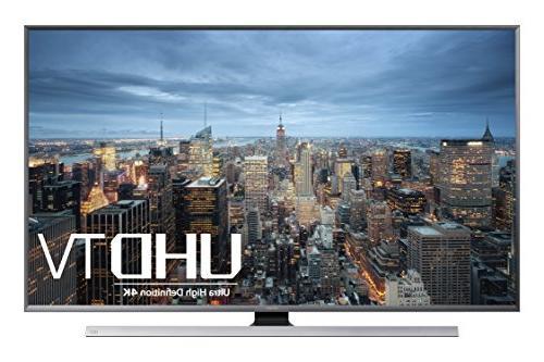 Samsung UN75JU7100 75-Inch 4K Ultra HD 3D Smart LED TV
