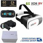 Universal 3D Virtual Reality VR Box Glasses Headset Helmet a