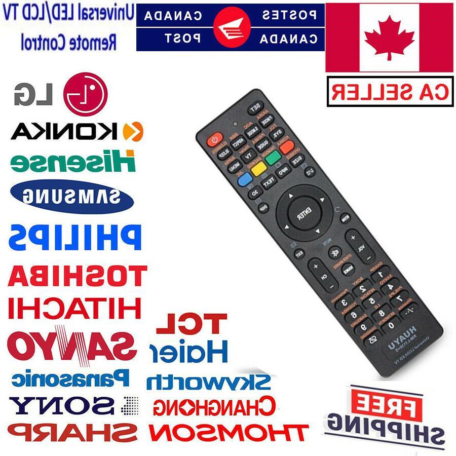 universal led 3d tv remote for hisense