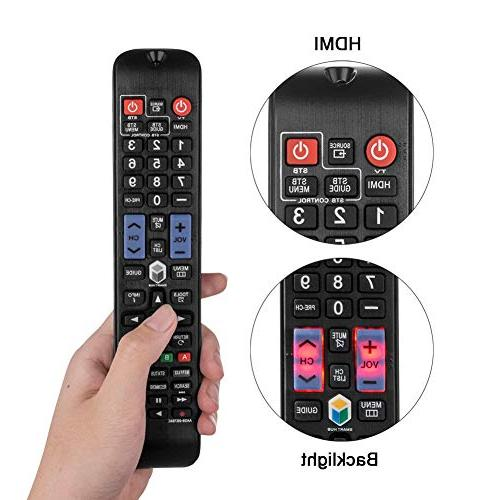 Universal-Remote-Control-for-Samsung-Smart-TV LCD 3D