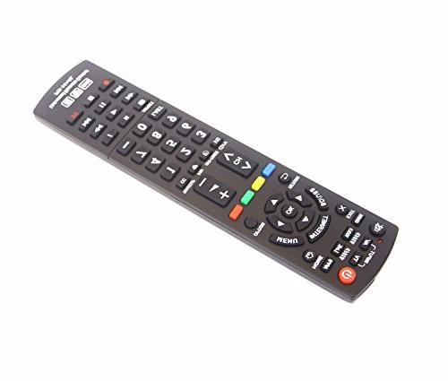 Gvirtue Universal Control Compatible TV/Viera Link/HDTV/ N2QAYB000485