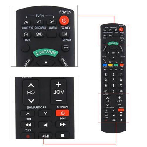 Universal Control for Panasonic HDTV Smart new J0N2B