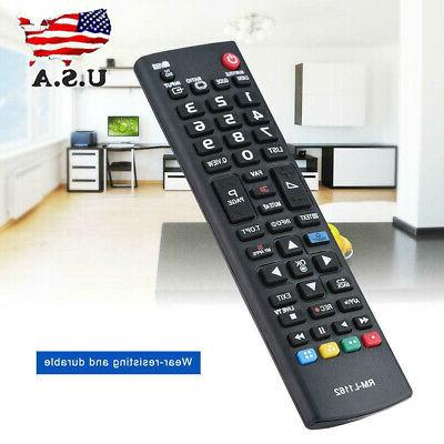 universal remote control replacement with 3d button