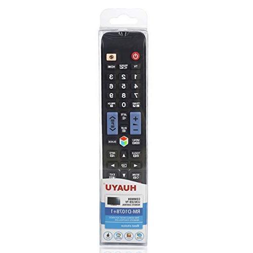 Universal Remote Control Samsung TV HDTV Smart UN60JU6400FXZA UN48JU6400F UN55JU6400F UE46EH5450 BN59-01198Q