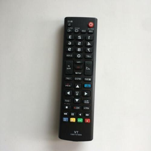 new remote control for akb73715601 blu ray