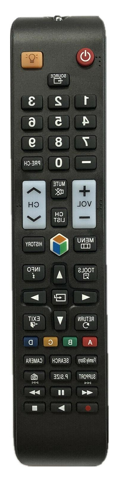 us new replaced remote control aa59 00594a