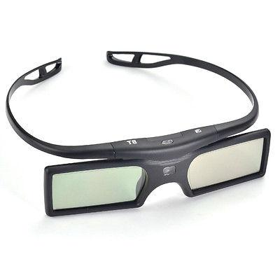 Bluetooth 3D Active Shutter Glasses for 3D Samsung SONY TV H