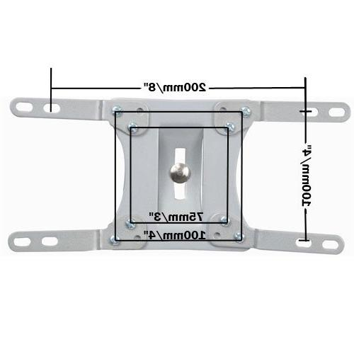 VideoSecu Adapter Extension Plate Wall Mount Bracket, LCD LED Accessory W40