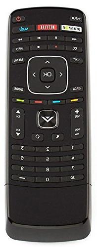Smartby Remote Control Compatible Vizio Smart TV XRV1TV 3D X
