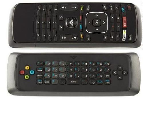vizio xrv13d qwerty keyboard remote