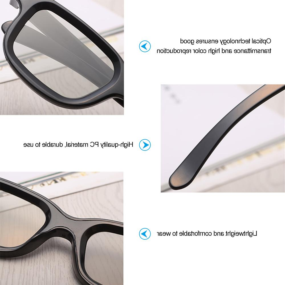 VQ163R Polarized Glasses <font><b>TV</b></font> Real <font><b>3D</b></font> Cinemas for Sony for theatre