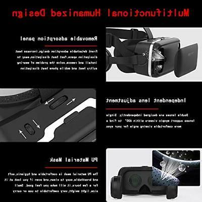 VR & Phone,3D VR Glasses for TV,Movies