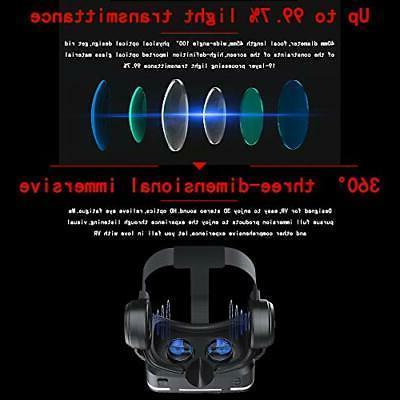 VR Headset & Glasses &
