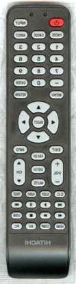 Hitachi X480456 HDTV Remote Control