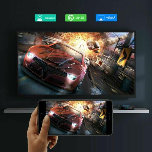 X96Q 10.0 Core TV BOX WIFI Home Media