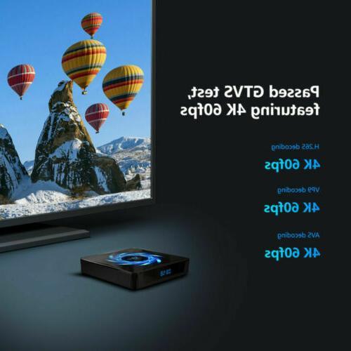 X96Q 10 Core BOX 3D Media