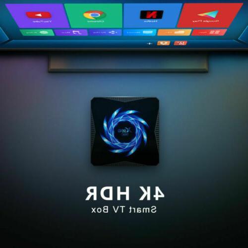 X96Q 10 Core BOX 2.4/5G WIFI 3D Media