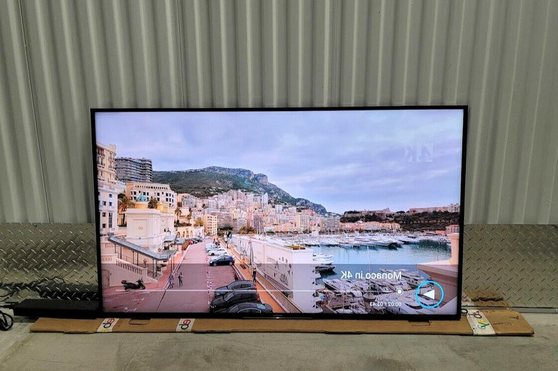 Sony XBR 3D + HDR Stunning Picture! Active WOW!
