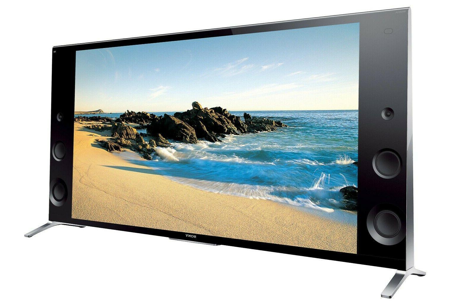 Sony 3D HD TV w/ Sound YR