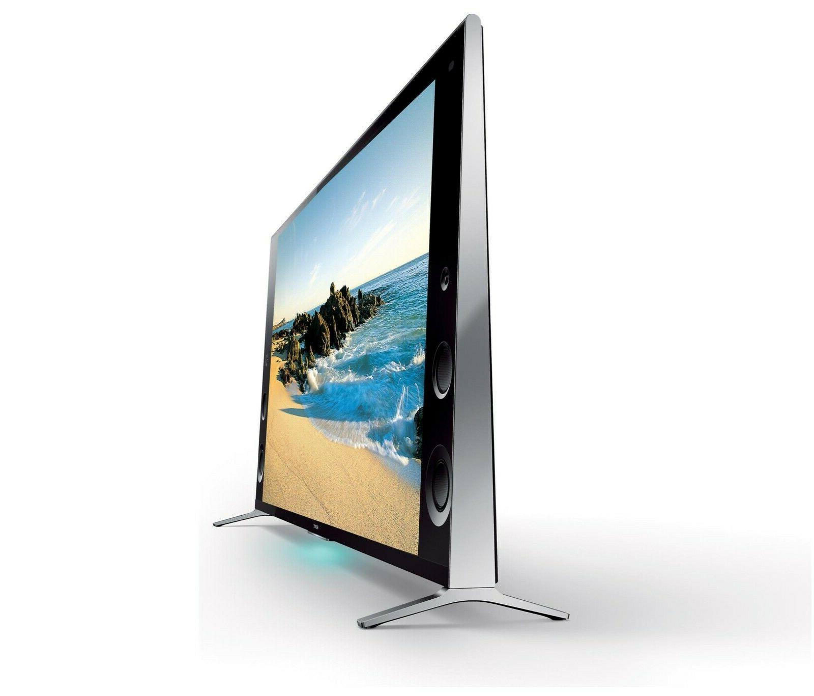 """Sony XBR 79"""" 3D Ultra HD TV Sound Free YR"""