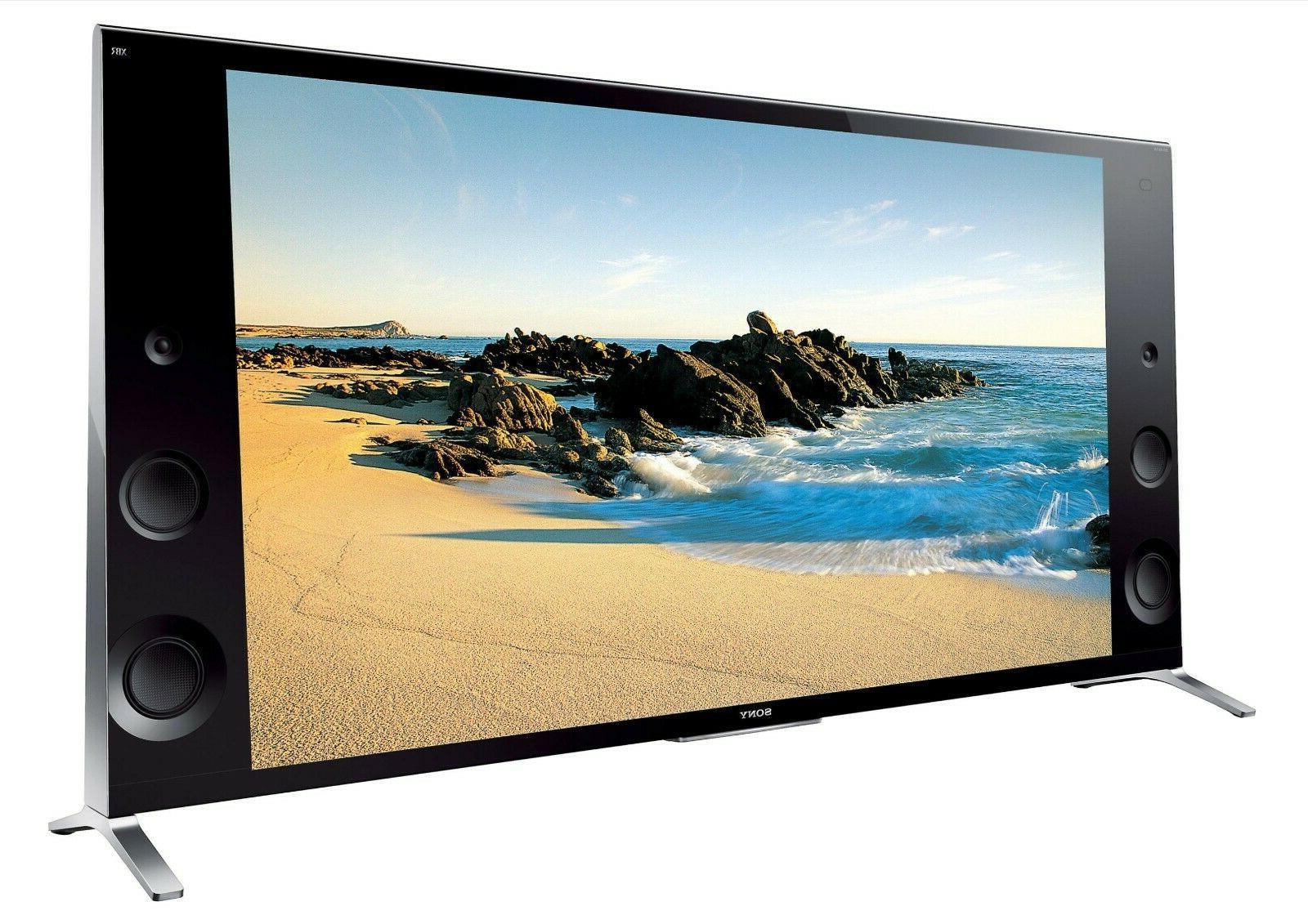 Sony 79X900B 3D 4K HD Sound + 1