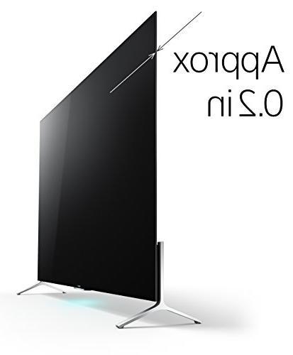 Sony XBR X900C 4K 3D PRO - XBR-65X900C
