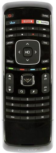Xrv1tv 3d Tv Remote Control with Keyboard fit for vizio smar